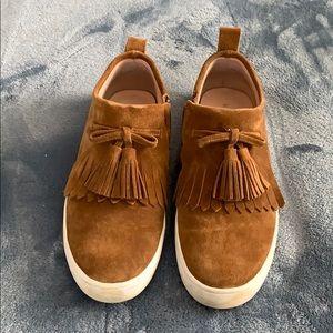 kate spade Shoes - Kate Spade Tassel Sneakers